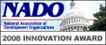 NADO 2008 Innovation Award
