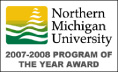 Northern Michigan University 2007-2008 Program of the Year Award